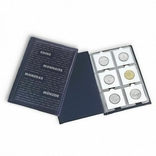 Альбом для монет в холдерах на 60 монет Numis.325026