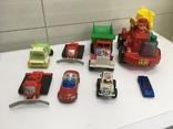 Машинки разные,одним лотом, фото №2