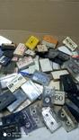 Аудиокассеты 90-2000 годов 195 штук, фото №3