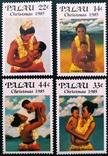Палау ** 1985г. Рождество, фото №2