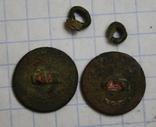 Две пуговицы Черниговские, фото №5