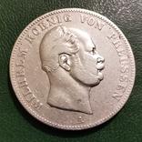 Таллер Пруссия 1861 г., фото №3
