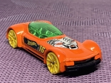 Ballistik Hot Wheels 2014, фото №2