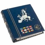Альбом VISTA для наборов eвромонет (новые страны) с футляром Leuchtturm, фото №2