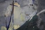 Картина 100х73 Худ. Дашкевич, фото №12
