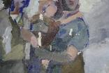 Картина 100х73 Худ. Дашкевич, фото №13