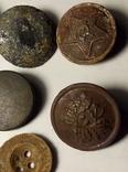 Пуговицы разные, фото №4