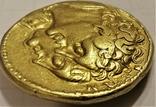 Октодрахма Птолемея IІ, Египет, Александрія. 282-246 рр. до н. ери, золото, фото №5