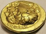 Октодрахма Птолемея IІ, Египет, Александрія. 282-246 рр. до н. ери, золото, фото №11
