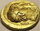 Октодрахма Птолемея IІ, Египет, Александрія. 282-246 рр. до н. ери, золото, фото №12