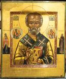 Икона Святого Николая Чудотворца, фото №2