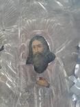 Икона Печерская БМ в киоте, фото №5