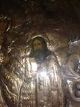 Икона Печерская БМ в киоте, фото №7