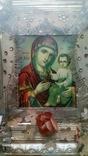 Старинная икона Тихвинская Пресвятой Богородицы, фото №6