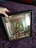 Старинная икона Тихвинская Пресвятой Богородицы, фото №11