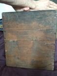 Старинная икона Тихвинская Пресвятой Богородицы, фото №13