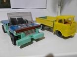 Машинки СССР (ОЗИ)-2шт, одним лотом, фото №2