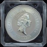 1 Доллар 1996 Кукабарра 1oz, Австралия Унция, фото №3