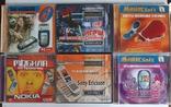 Диски с играми, темами, программами для мобильных телефонов, фото №2