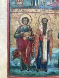 Икона Невьянка 18 в., фото №4