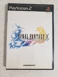 Final Fantasy X (ps2, ntscj) 2 discs, фото №2
