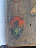Икона Дева Мария и Младенец, фото №6