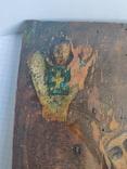 Икона Дева Мария и Младенец, фото №7