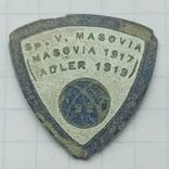 Значок Sp.v. masovia(masovia1917adler1919), фото №6