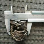 Знак за танковое сражение для Люфтваффе, фото №5