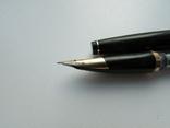 244. Перьевая ручка Lili 718. Позолота., фото №6