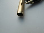 244. Перьевая ручка Lili 718. Позолота., фото №7
