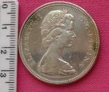 1 доллар Канада 1967 г., фото №2