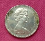 1 доллар Канада 1967 г., фото №4