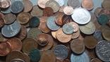 Мегалот. Только иностранные монеты. 573 штуки. без России, СССР, фото №5