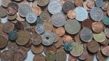 Мегалот. Только иностранные монеты. 573 штуки. без России, СССР, фото №7
