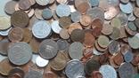 Мегалот. Только иностранные монеты. 573 штуки. без России, СССР, фото №8
