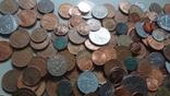 Мегалот. Только иностранные монеты. 573 штуки. без России, СССР, фото №9