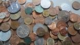 Мегалот. Только иностранные монеты. 573 штуки. без России, СССР, фото №10