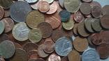 Мегалот. Только иностранные монеты. 573 штуки. без России, СССР, фото №11