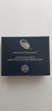 Серебрянная монета американский орёл 2016 W proof, фото №6