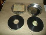 Кинопленка 16 мм 2 шт Герман Лопатин друг К.Маркса 1 и 2 части, фото №2