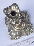 Подсвечник на одну свечу, серебро (с наполнителем), 132 гр., Великобритания, фото №3