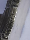 Подсвечник на одну свечу, серебро (с наполнителем), 132 гр., Великобритания, фото №9
