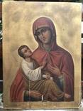 Икона Пресвятой Богородицы, фото №2