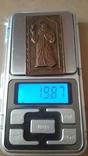 Иконка. Неизвестный святой, фото №5