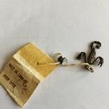 Скорпион кулон подвеска серебро 925 СССР, фото №11