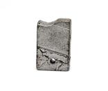 Заготовка з метеорита Seymchan, 5,8 г, із сертифікатом автентичності, фото №7