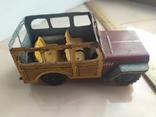 Жестяная машинка.Jeep Rural Willys.50e., фото №4