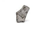 Заготовка-вставка з метеорита Seymchan, 3,4 г, із сертифікатом автентичності, фото №5