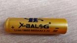 Аккумулятор 18650 Bailong Gold 8800 Mah Литий-Ионный Mb, фото №3